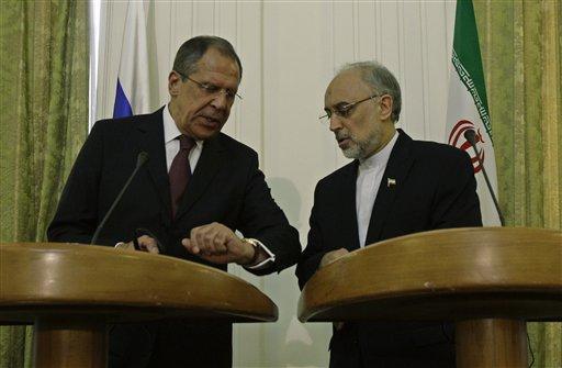 Rusia pide revisar y negociar programa nuclear iraní
