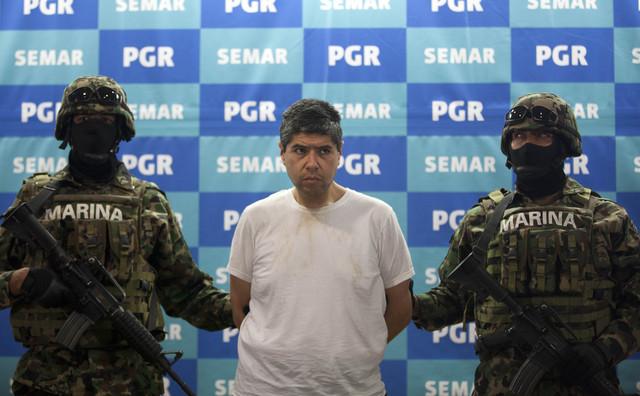 Cae supuesto  narcotraficante   Capturan a presunto operador financiero de Los Zetas en el nordeste de México