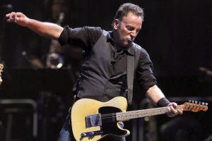 Springsteen triunfa en concierto contra la desesperanza (Video)