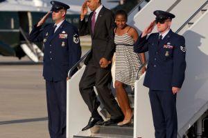 Obama viaja a Los Cabos por cita G20