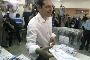 Tsipras reconoce derrota en elecciones de Grecia