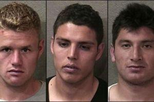 Tres jugadores de Toronto fueron arrestados en Houston
