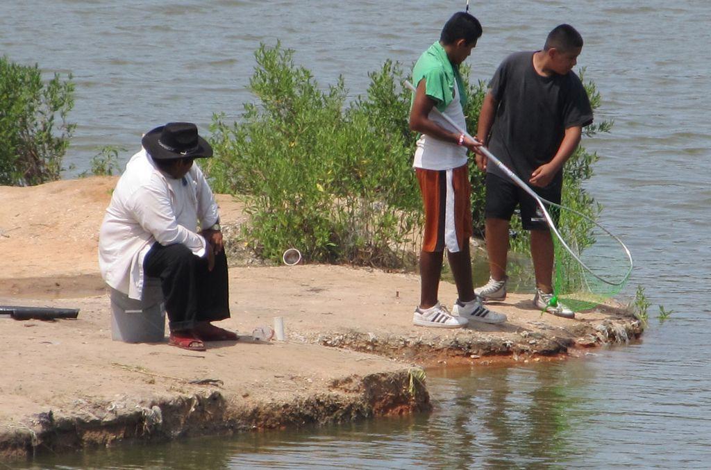 Detectan de nuevo fuertes toxinas en el Río San Jacinto