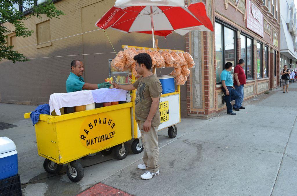 El concejo municipal aprobó una ordenanza en la que se reglamenta  la venta de frutas y vegetales frescos.