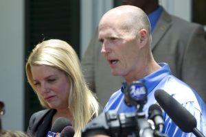 "Votantes de Florida apoyan ""purga"" de Rick Scott"