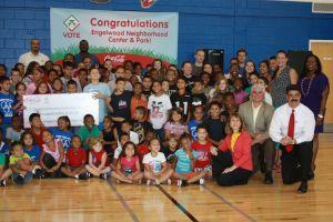 La comunidad de Engelwood inaugura nuevo gimnasio