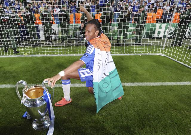 Didier Drogba ya es del Shanghai Shenhua