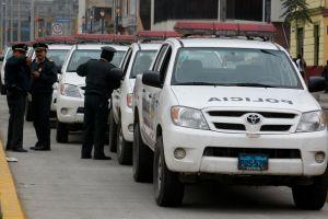 Lima lidera lista de ciudades inseguras