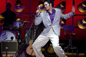 Cuarteto que hizo historia Million Dollar Quartet 'reúne' en un musical a Elvis Presley, Carl Perkins, Johnny Cash y Jerry Lee Lewis