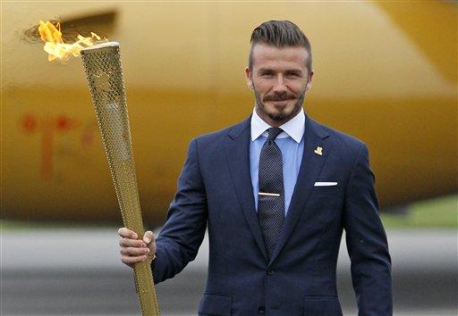 David Beckham no disputará los Olímpicos Londres 2012