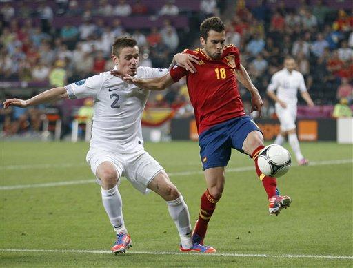 El Barcelona ficha a Jordi Alba por 14 millones