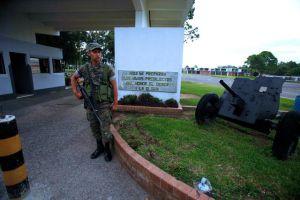Abren 2 bases militares Guatemala inaugura dos bases militares y anuncia la creación de otras nueve