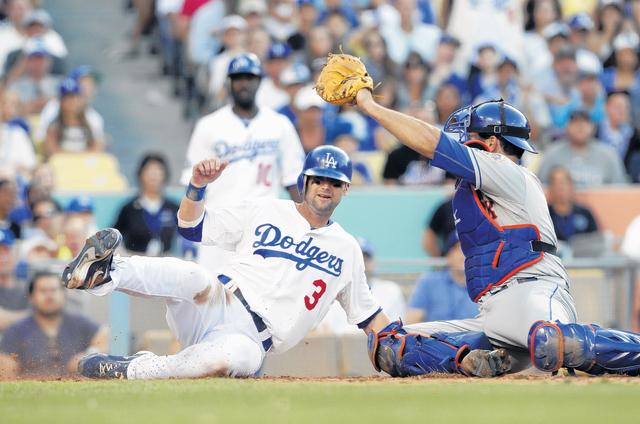 Dodgers respiran al fin