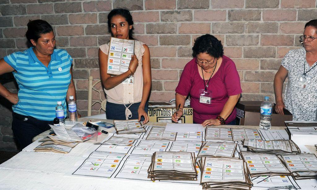 Mexicanos en el exterior votaron por el PAN