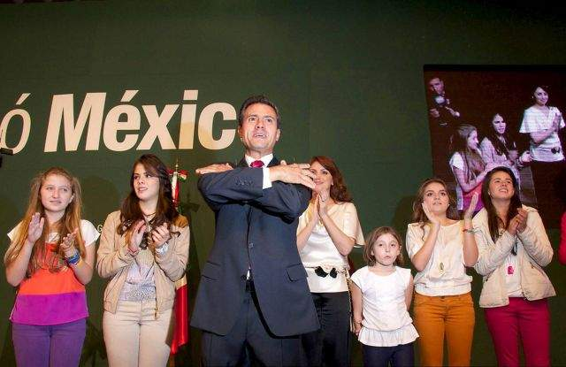 Al amanecer se disipó la duda: El PRI retomó el poder en México