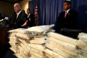 Desembarca en Miami decomiso de cocaína por $26 millones