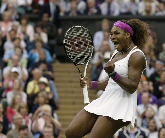 Serena pasa a semifinal