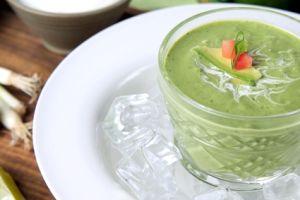 3 ideas de sopas frías de verano: Nutritivas, bajas en calorías y suben las defensas