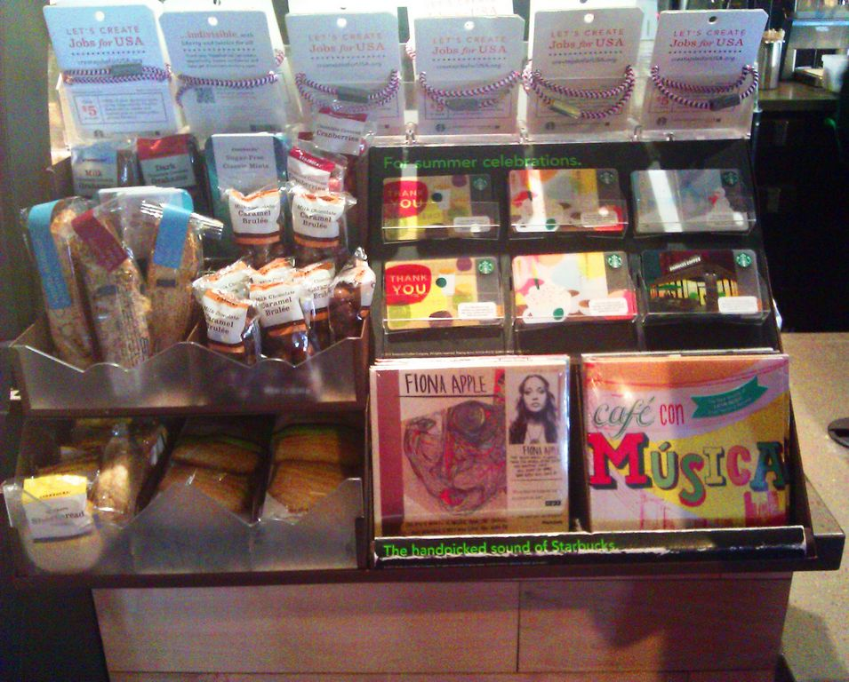 Starbucks vende café con música latinoamericana