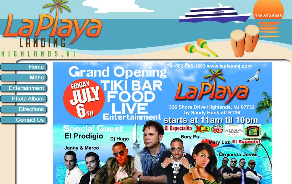 """El Caribe llega a NJ con """"La Playa"""""""