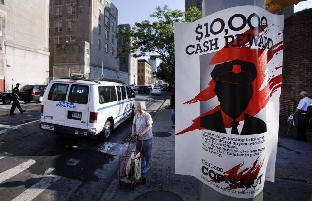 El chaleco antibalas salvó la vida a policía de NY