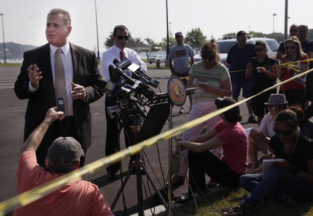 Culpan a una ola por muerte de tres menores en Long Island