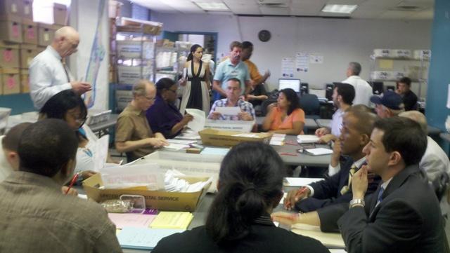 Sube a 1,158 votos ventaja de Rangel sobre Espaillat