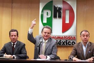 """PRI denunciará """"montaje"""" de compra de votos (video)"""