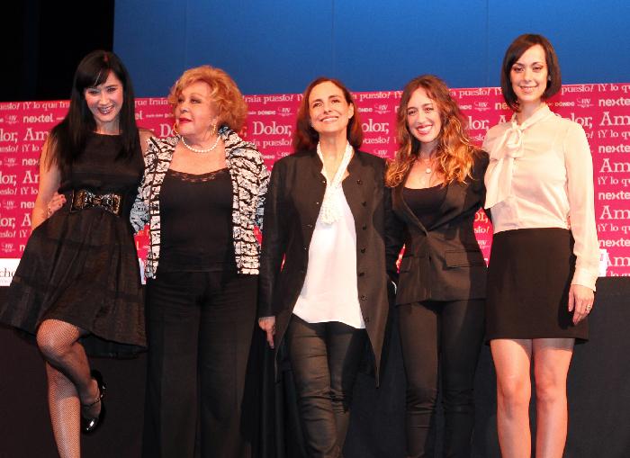 Silvia Pinal, Diana Bracho y Susana Zabaleta protagonizan la obra de Nora y Delia Ephron.
