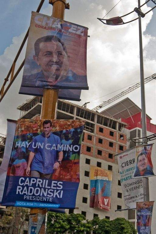 Aliados de Chávez acusan a Capriles de provocar violencia