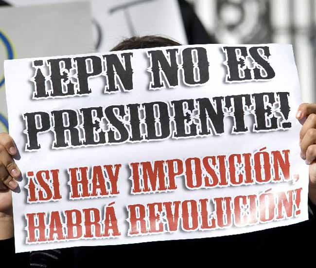 Movimiento Progresista impugnará elecciones en México