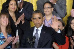 Obama pide extender recortes de impuestos para la clase media