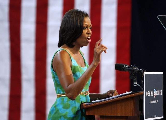 """Michelle Obama defendió derechos de """"dreamers"""" en Florida"""