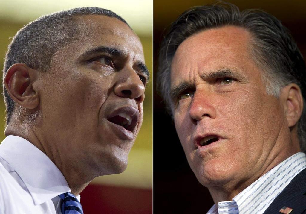 Romney y Obama empatados según nueva encuesta