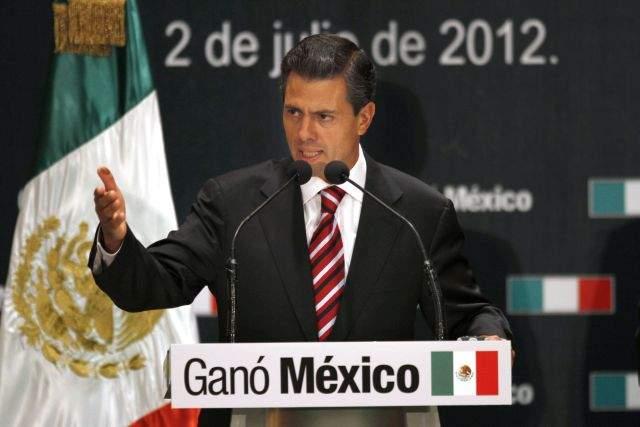 Para Washington, Peña Nieto triunfó en México