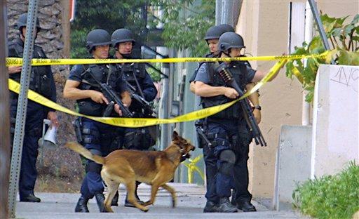 Disminuyen crímenes violentos en LA