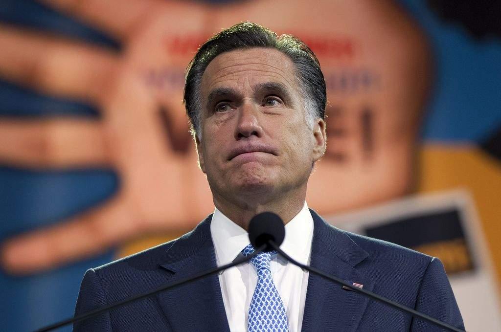 Abuchean a Romney por criticar a Obama (Video)
