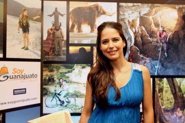 Ana Claudia Talancón busca oportunidades en EEUU