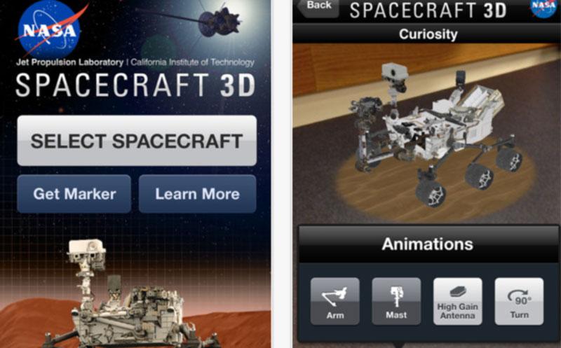 La NASA te ofrece manejar sus robots en 3D