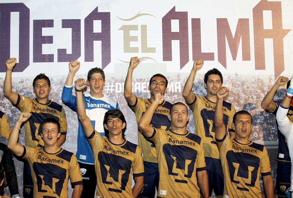 Pumas estrenará piel frente a Nacional de Medellín