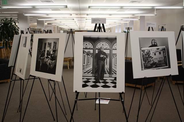 """Fotógrafo cubano """"redescubre"""" a los artistas del exilio"""