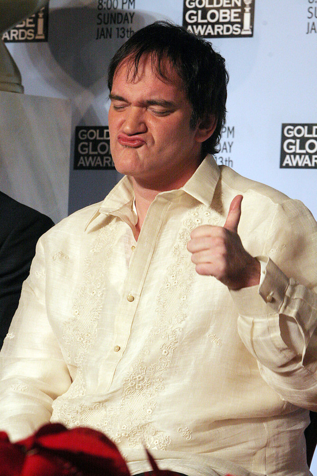 Quentin Tarantino admite que sabía sobre los abusos sexuales de Weinstein