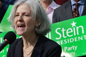 Jill Stein aspira a la presidencia por el Partido Verde