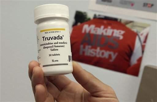 Truvada es el primer medicamento para prevenir la transmisión sexual del VIH.