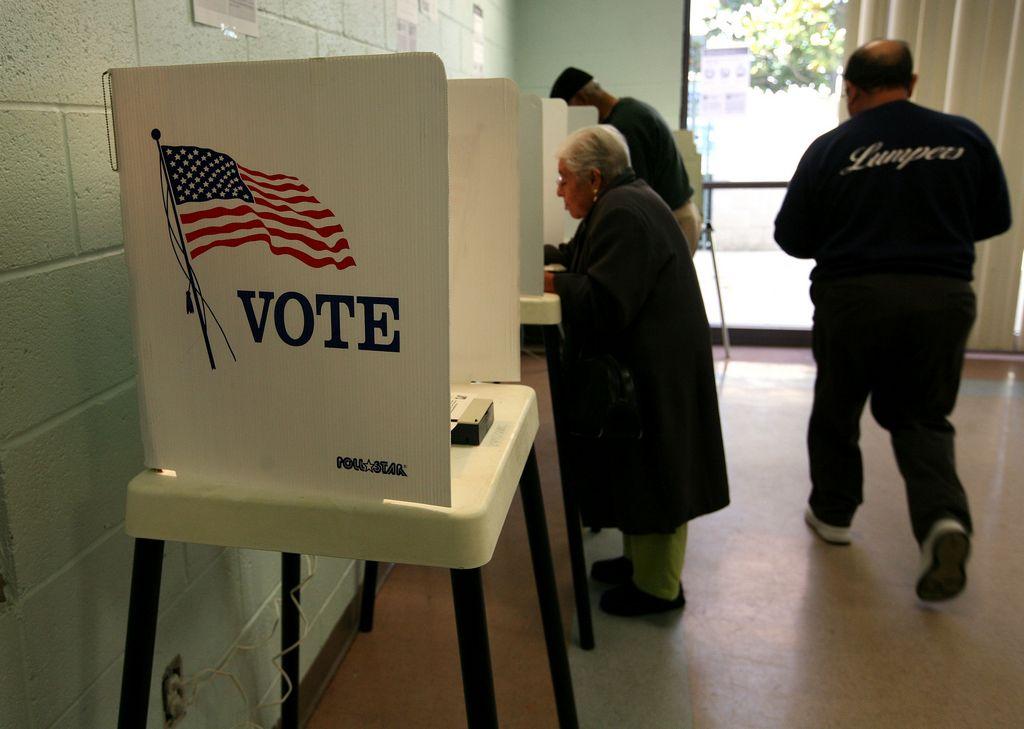 Los esquemas indican que el resultado de las elecciones de este año probablemente será determinado por los votantes del Medio Oeste y del oeste.