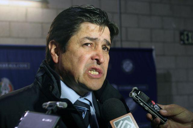 El director técnico mexicano preparará al equipo de cara al amistoso del sábado ante Japón.