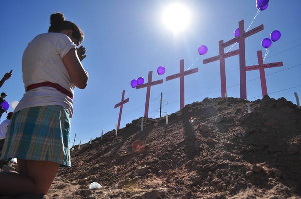 Piden a EEUU asilo para mujeres de Ciudad Juárez