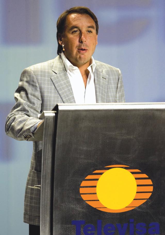Televisa tras el  mercado anglo