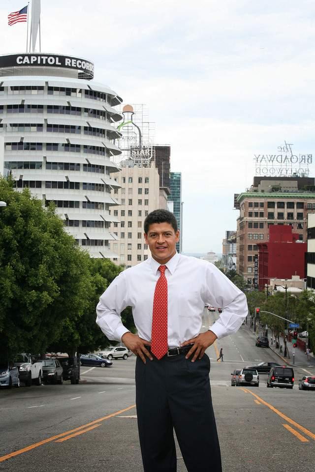 Inmigrante mexicano tras Distrito 13