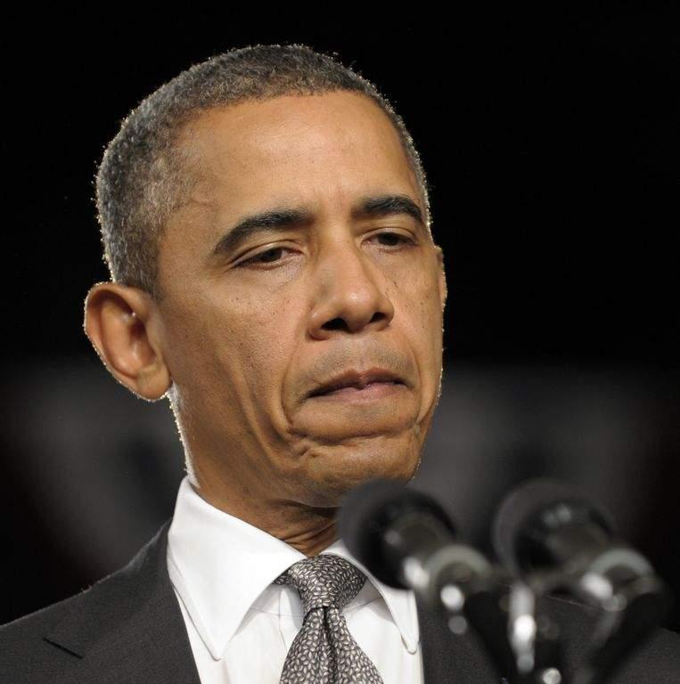 El presidente Obama expresó sus condolencias por la matanza en Colorado.